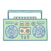 Audio Tech Isolated