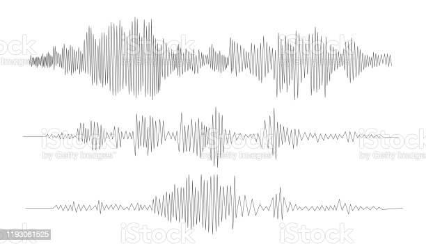 オーディオ技術音楽音波ベクトルアイコンイラストベクトル音波 - DJのベクターアート素材や画像を多数ご用意