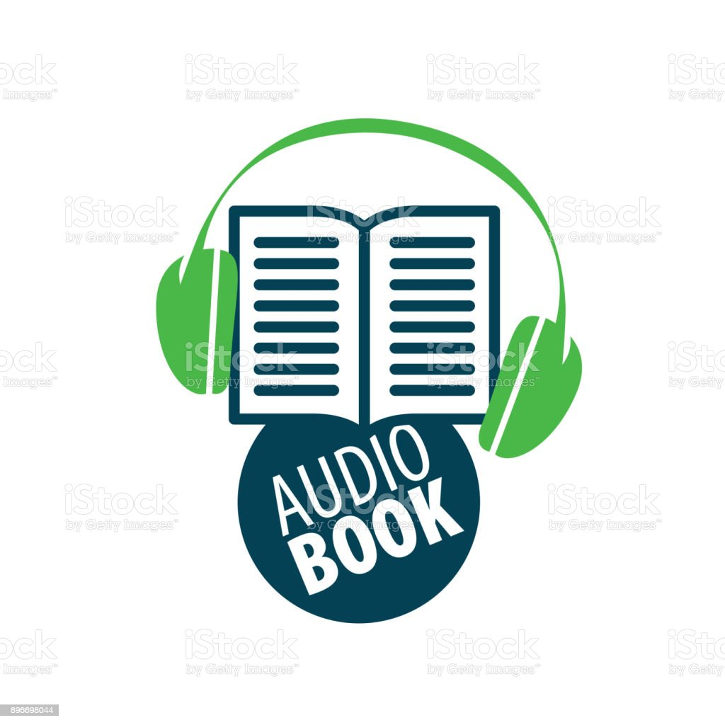 audiobook vector symbol template stock vector art more images of