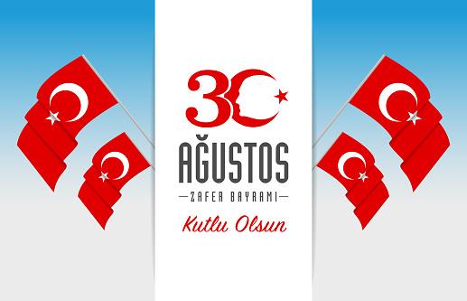 30 August, Victory Day Turkey