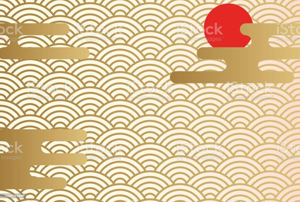 太平洋・日本パターン