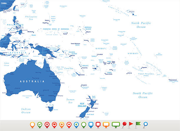 Royalty free new caledonia clip art vector images illustrations australia and oceania map and navigation icons illustration vector art illustration gumiabroncs Choice Image