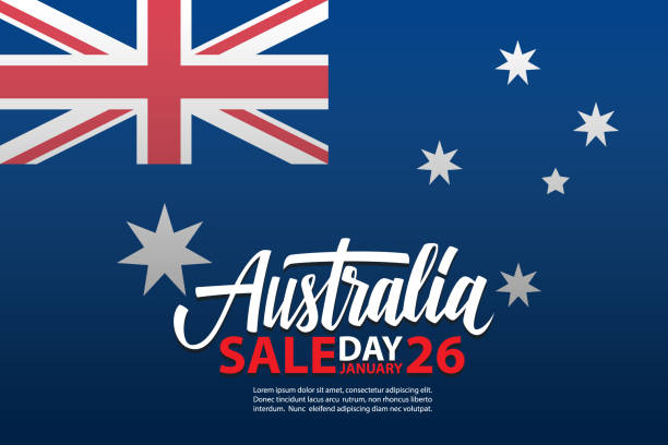 Royalty Free Australia Day Clip Art, Vector Images ...