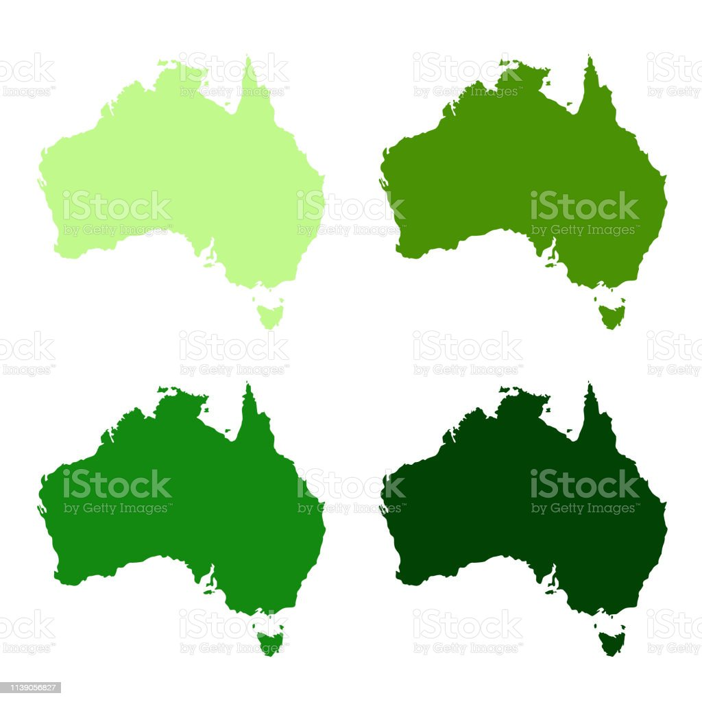 Melbourne Australia World Map.Australia Maps Stock Illustration Download Image Now Istock