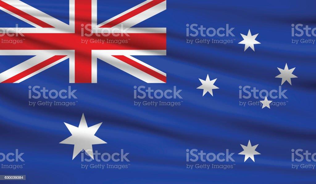 オーストラリア  ベクターアートイラスト