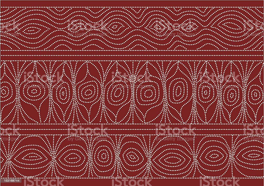 Australian pattern royalty-free australian pattern stock vector art & more images of abstract