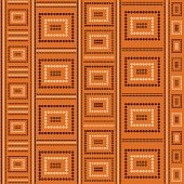 Australian tribes dot pattern vector seamless