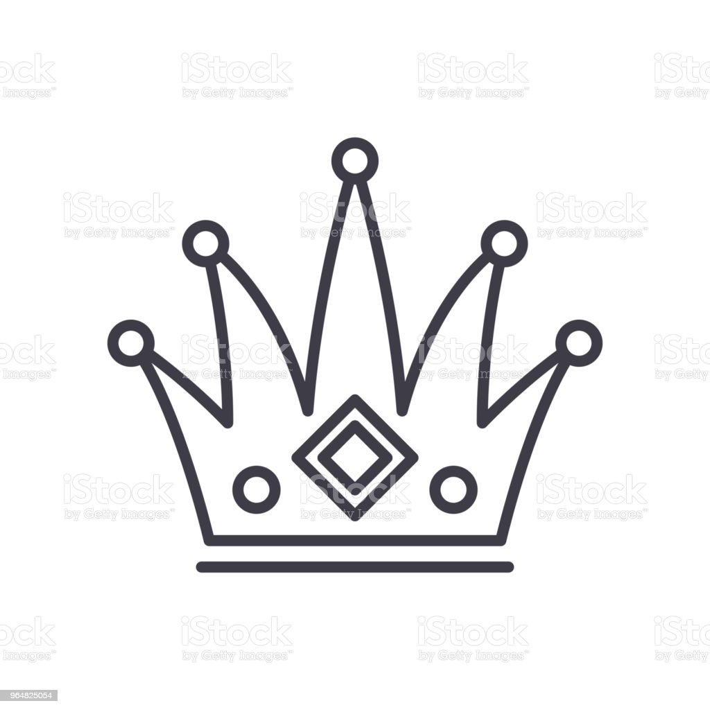 Authority black icon concept. Authority flat  vector symbol, sign, illustration. royalty-free authority black icon concept authority flat vector symbol sign illustration stock vector art & more images of agreement