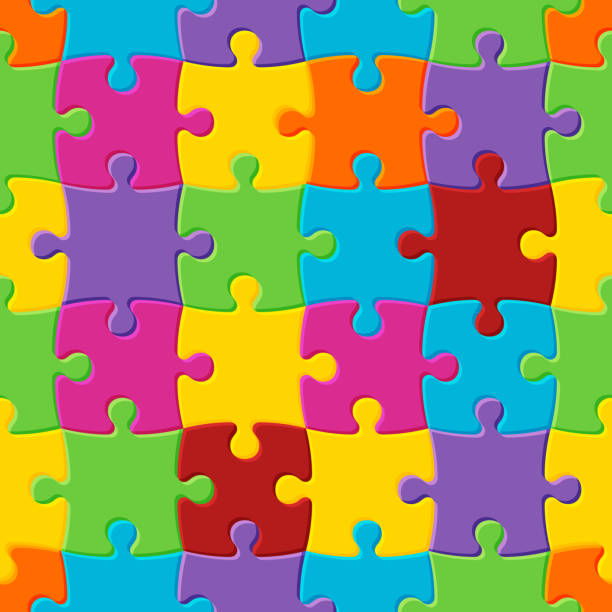 ilustraciones, imágenes clip art, dibujos animados e iconos de stock de día de concientización del autismo - autism