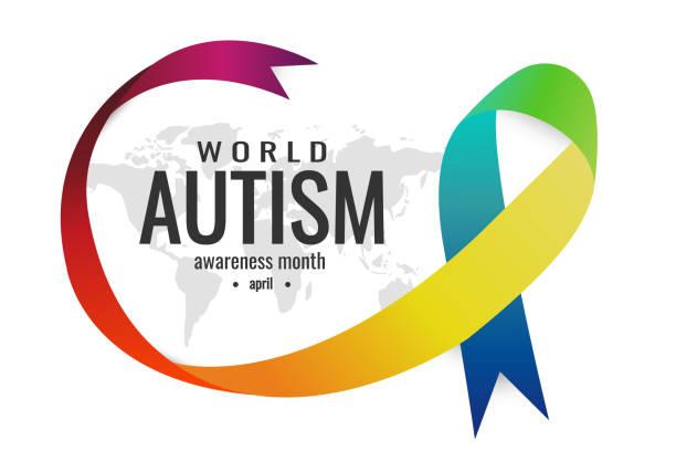 ilustraciones, imágenes clip art, dibujos animados e iconos de stock de autismo - autism