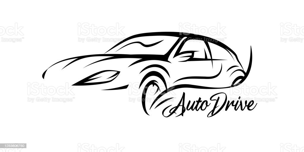 auto concept car line silhouette stock illustration download image now istock https www istockphoto com vector auto concept car line silhouette gm1253606750 366157693