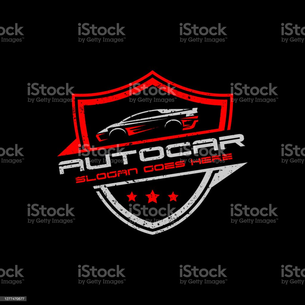 Auto Garage Car Logo Premium Vector Design Best For Automotive Logo Template Stock Illustration Download Image Now Istock