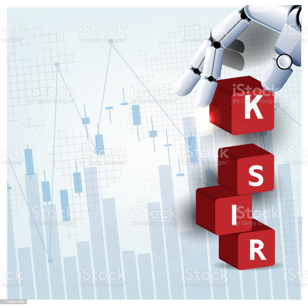 Automatic Risk Control Robot Hand Financial Investment