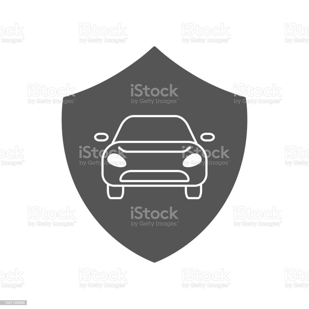 Automotive Car Shield Logo Design Template Car Insurance ...