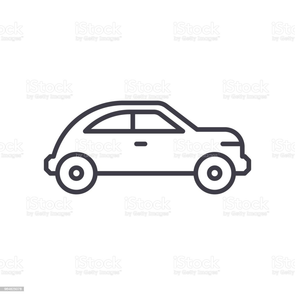 Automotive industry black icon concept. Automotive industry flat  vector symbol, sign, illustration. royalty-free automotive industry black icon concept automotive industry flat vector symbol sign illustration stock vector art & more images of arm