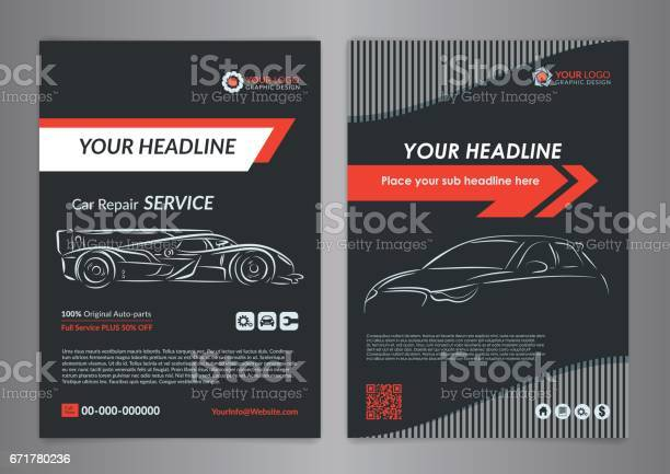 Automotive repair business layout templates automobile magazine cover vector id671780236?b=1&k=6&m=671780236&s=612x612&h=oom17fchg8qbtuwctg9rqj7lrt9juamb fcgwrxq1yy=
