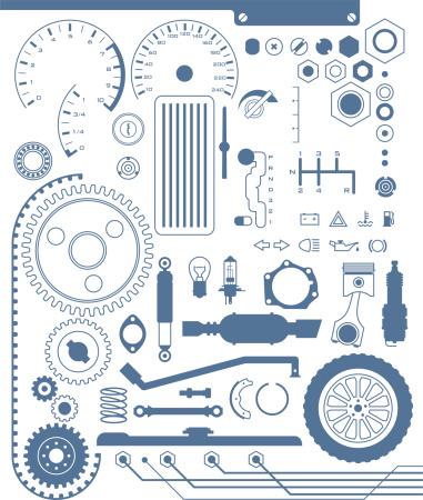 automotive shapes