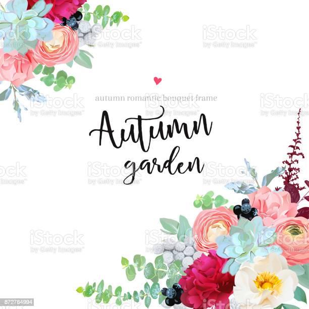Autumn angle floral frame with mixed bouquets vector id872764994?b=1&k=6&m=872764994&s=612x612&h=okacdoglxycxssg1kktz4icfkxhpemv2gnqe8d1qwlm=