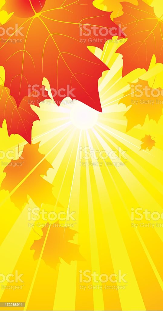 Autumn background royalty-free autumn background stock vector art & more images of art