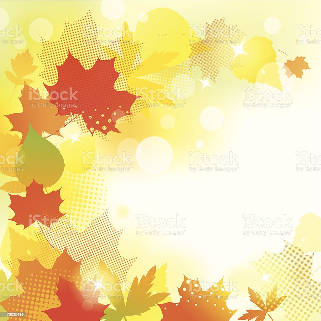 Autumn background royalty-free autumn background stock vector art & more images of abstract