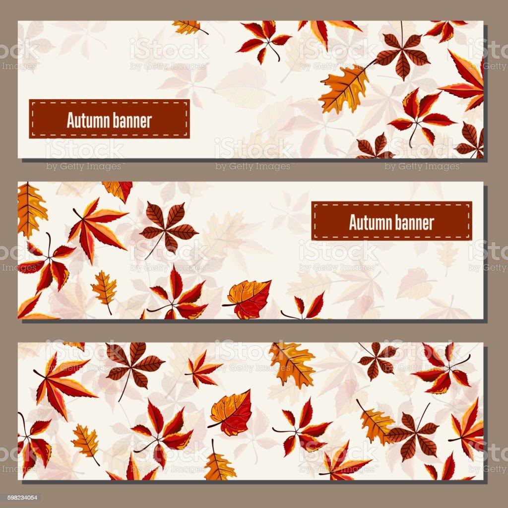 Autumn background vector illustration ilustração de autumn background vector illustration e mais banco de imagens de abstrato royalty-free