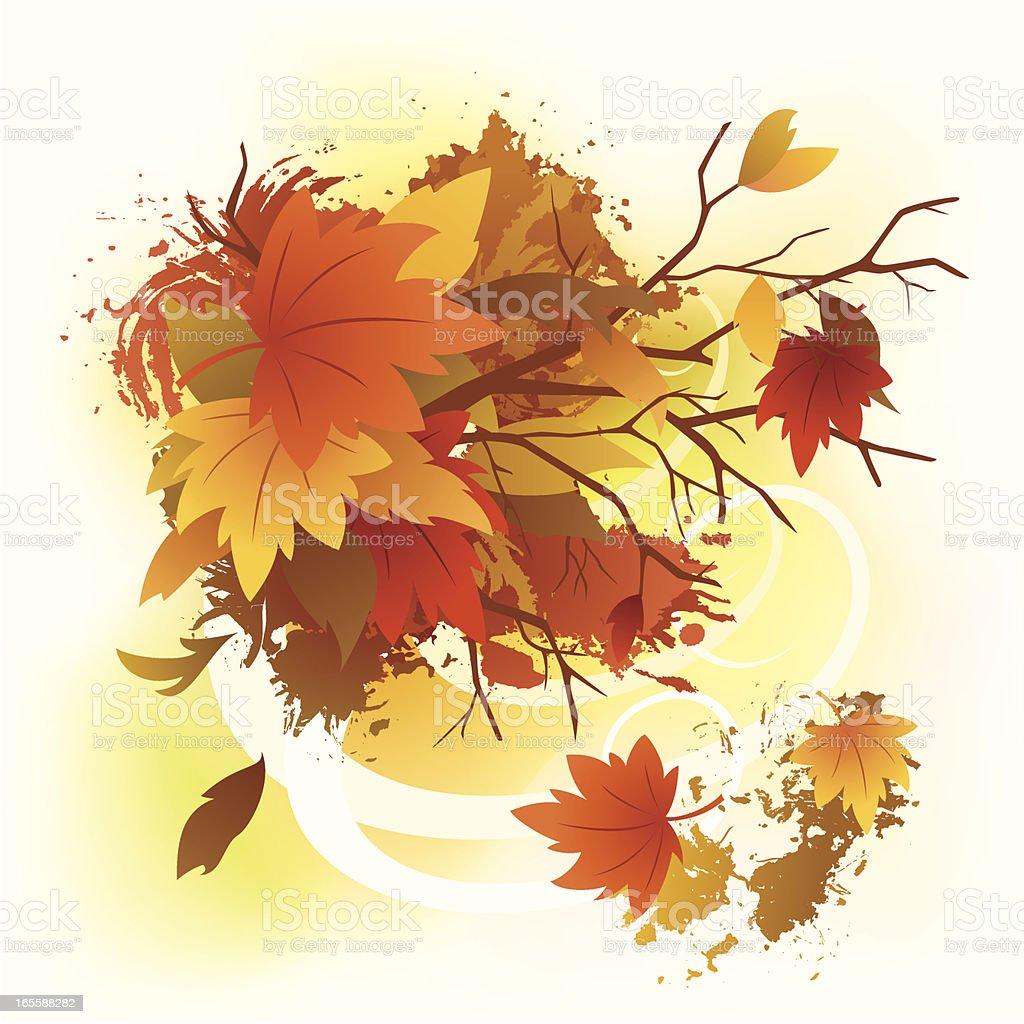 Autumn / Fall season royalty-free stock vector art