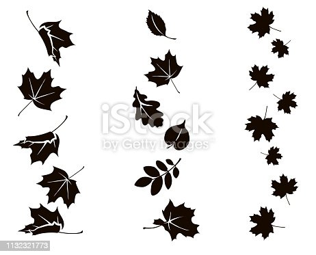 Oak Leaf Stencil Printable Vector For Free Ai Svg And Eps