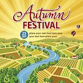 Enjoy the nature, farm and outdoor at the Autumn Festival
