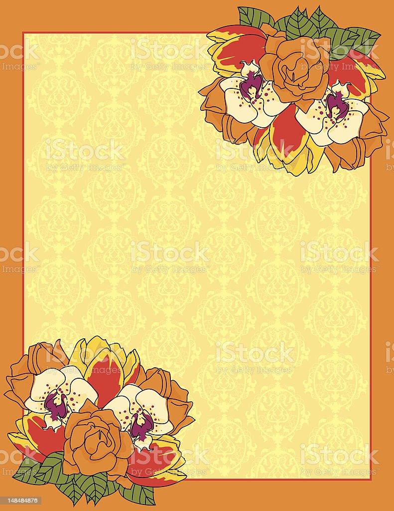 秋の花デザイン イラストレーションのベクターアート素材や画像を多数