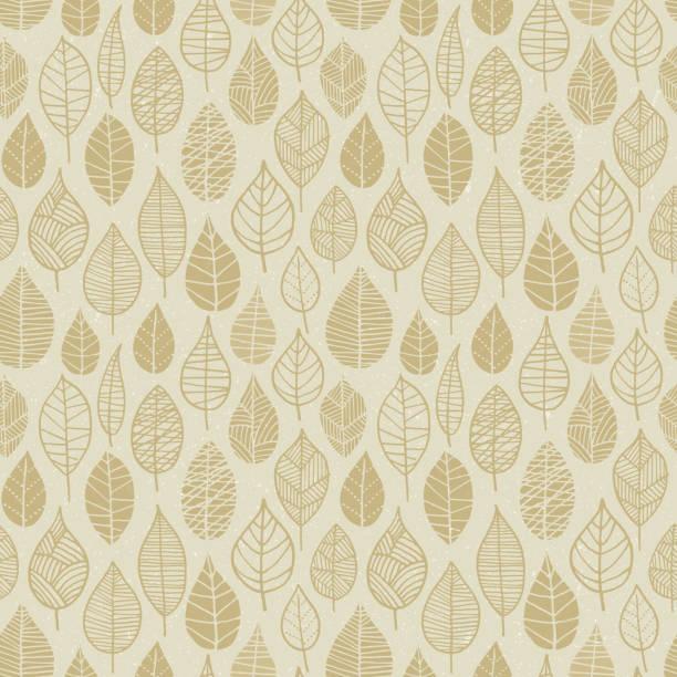 Autumn Leaves seamless pattern Autumn Leaves seamless pattern. - Illustration fall leaves stock illustrations