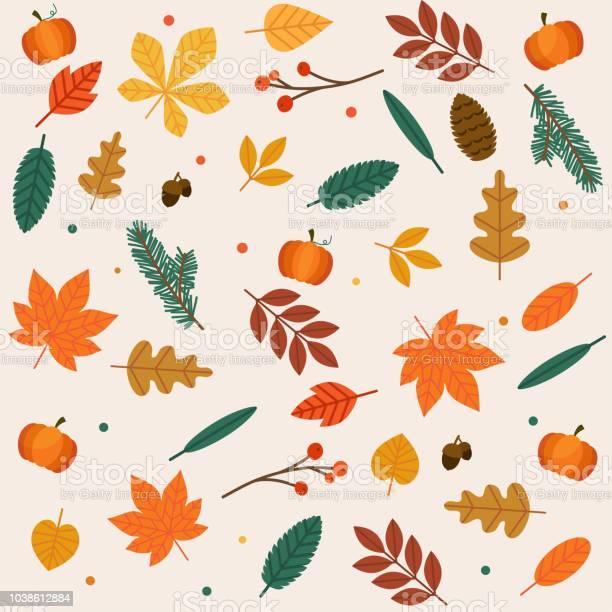 Autumn leaves set flat design modern vector illustration concept vector id1038612884?b=1&k=6&m=1038612884&s=612x612&h=zpi ipzjsrz work3xsrelgtpikdytxermt2clincmq=