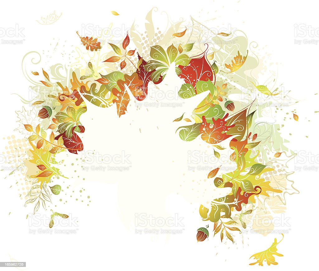Autumn leaves royalty-free autumn leaves stock vector art & more images of abstract