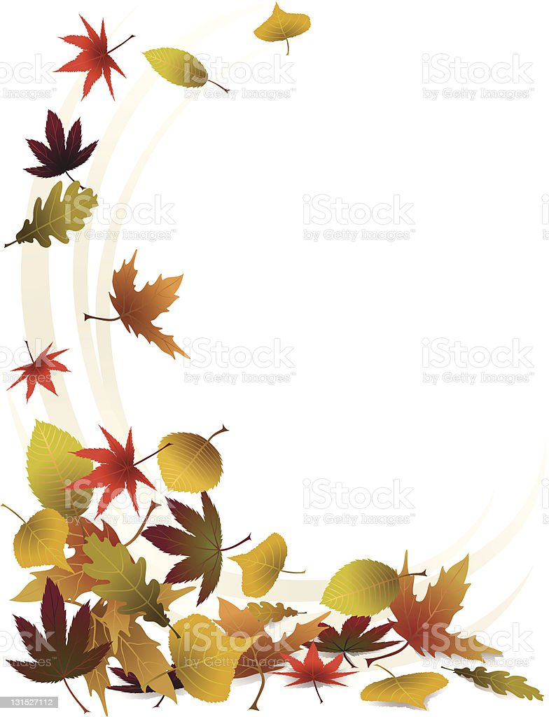 Autumn Leaves Windy royalty-free autumn leaves windy stock vector art & more images of ash tree