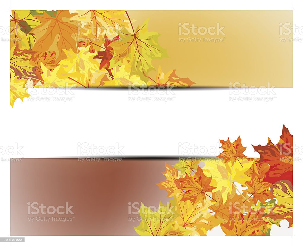 Autumn maple leaves royalty-free autumn maple leaves stock vector art & more images of abstract