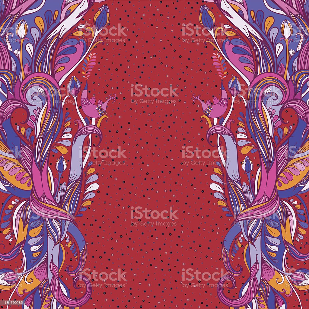 Autumn memories royalty-free stock vector art