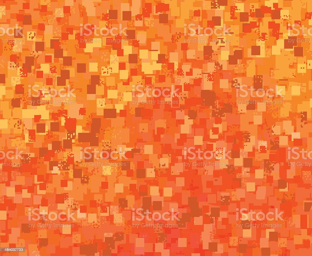 Autumn Mist royalty-free stock vector art