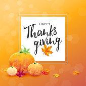 Thanksgiving autumn seasonal sale discount marketing banner. promotional marketing vector illustration for design use.