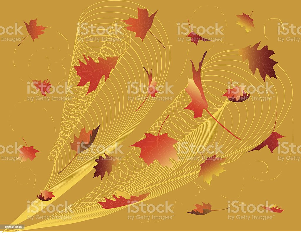 Autumn royalty-free stock vector art