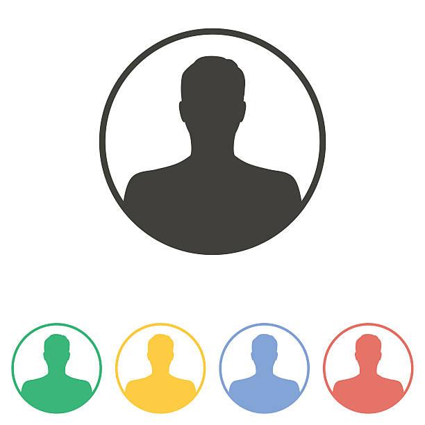 bildbanksillustrationer, clip art samt tecknat material och ikoner med avatar  icon - profile photo