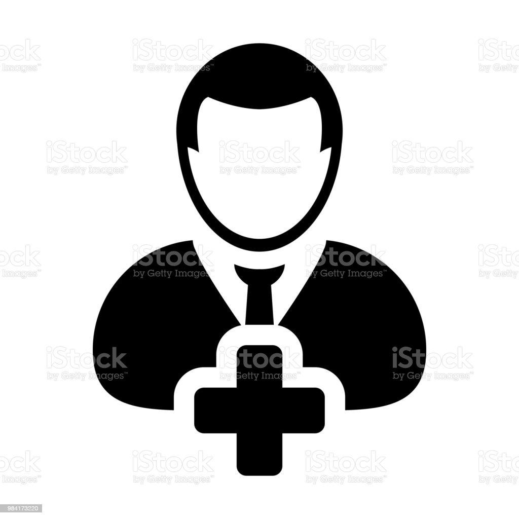Avatar Icon Vector Male Add User Person Profile With Plus Symbol In