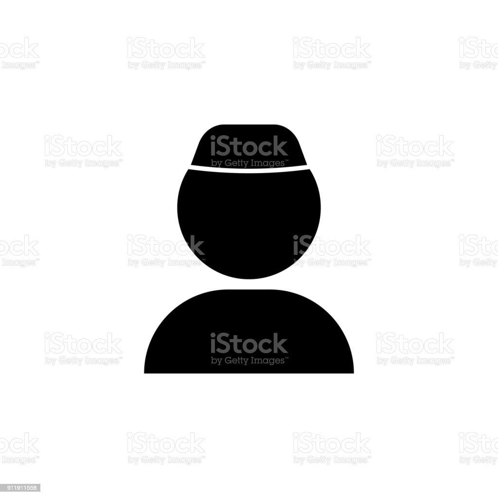 12173a683 Avatar of a Muslim icon. Element of religious culture icon. Premium quality  graphic design icon. Signs, outline symbols collection icon for websites,  ...