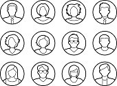 Avatars - characters or profile pictures