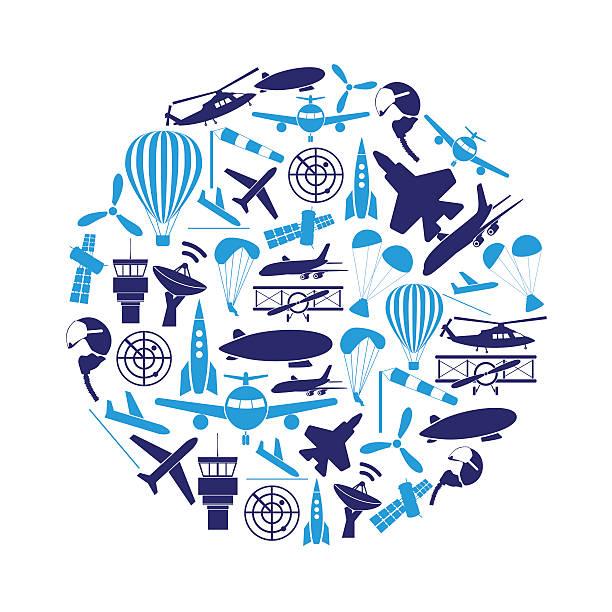 Aerospace Clip Art : Royalty free aerospace industry clip art vector images