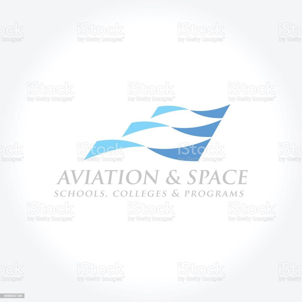 aviation industry, transportation concept illustration vector art illustration
