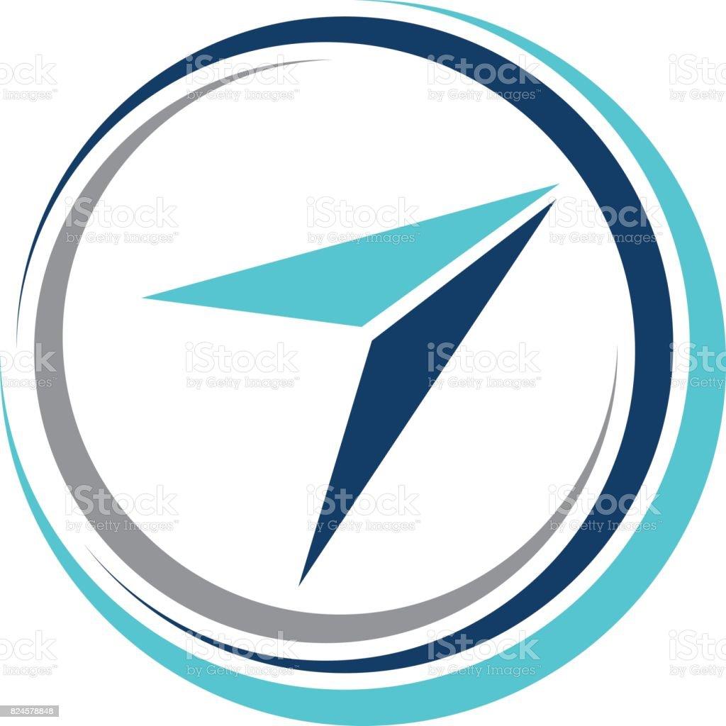 Aviation Training vector art illustration