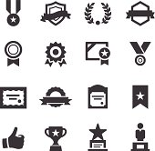 Award and Honor Icons - Acme Series