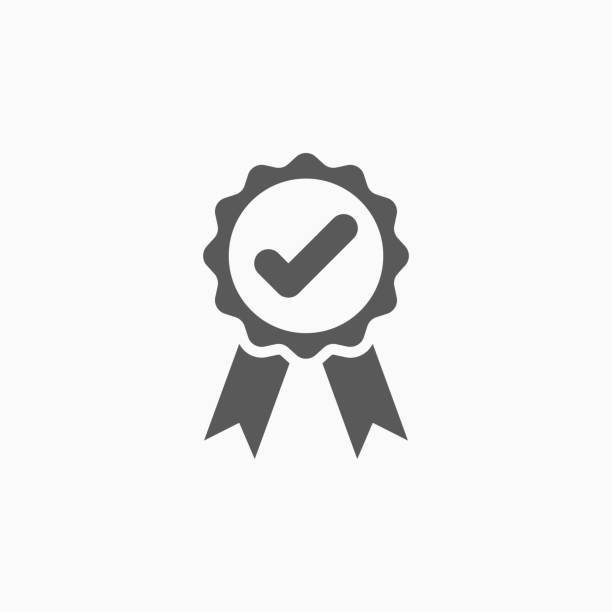 award-symbol - reliability stock-grafiken, -clipart, -cartoons und -symbole