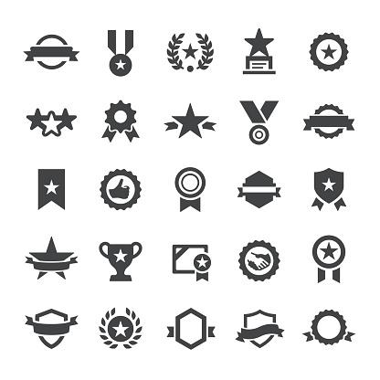 Award Icons - Smart Series