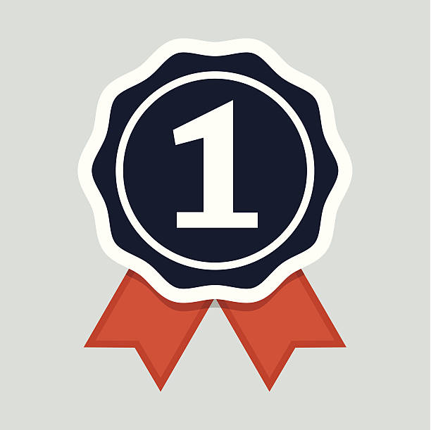 award ribbon - belohnungstafel stock-grafiken, -clipart, -cartoons und -symbole