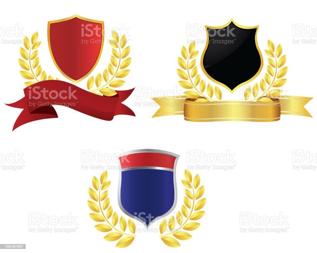 award set royalty-free stock vector art